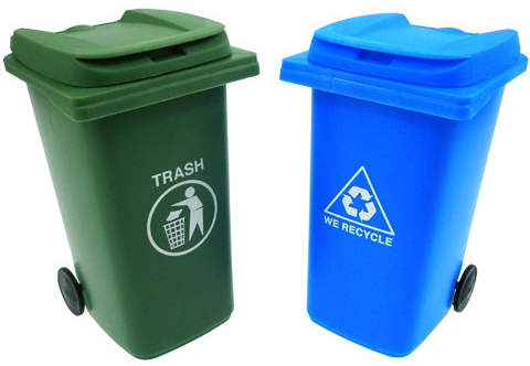 Montgomery meadows trash and recycling - Recycle containers for home use ...